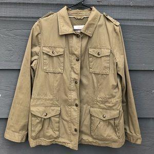 Banana Republic Anorak Jacket